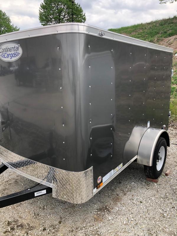 2019 Continental Cargo RS Series 5X8 Cargo Trailer $1850