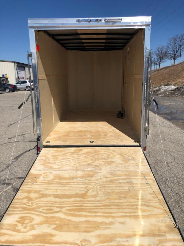 2020 Continental Cargo V-Series 6.5X12 Single Axle Cargo Trailer