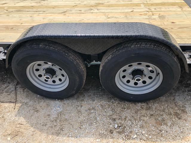2020 Quality Steel 83X18 10K GVWR Car Trailer $3550