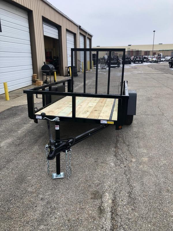 2020 Quality Steel 5X10 Utility Trailer