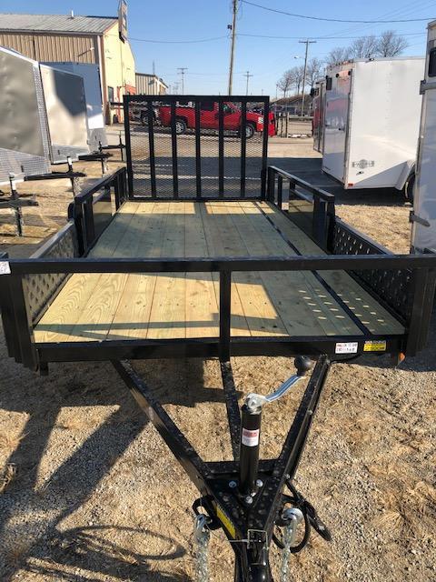 2020 Quality Steel 6X14 Utility Trailer