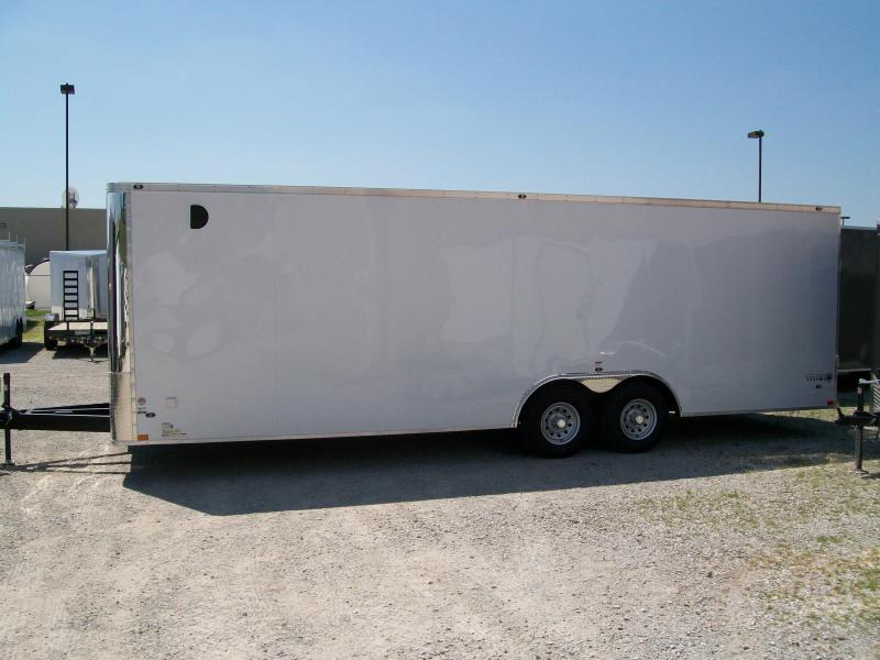 2019 Stealth Titan 8.5X26 10K GVWR Enclosed Race Trailer