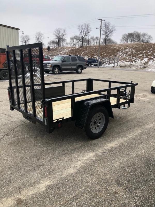 2020 Quality Steel 5X8 Utility Trailer $1300