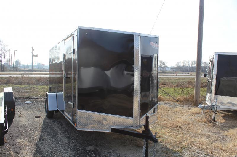 2020 Discovery Trailers Rover ET 6X10 Enclosed Cargo Trailer