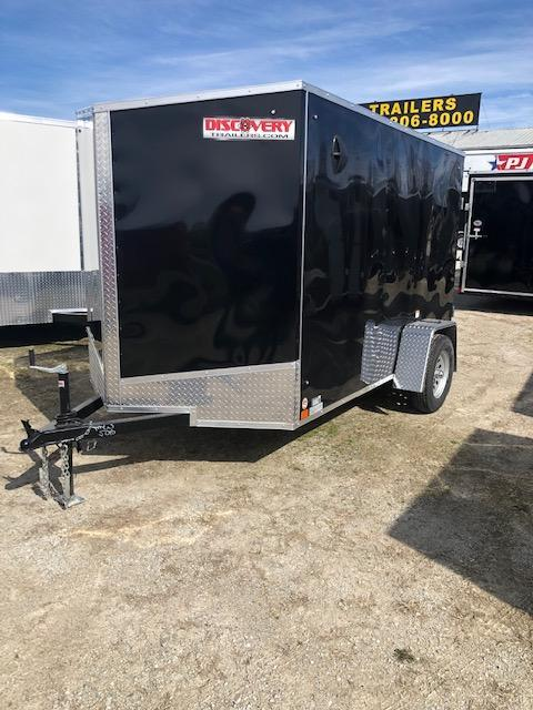 2020 Discovery Rover ET 6X10 Single Axle Cargo Trailer $2700