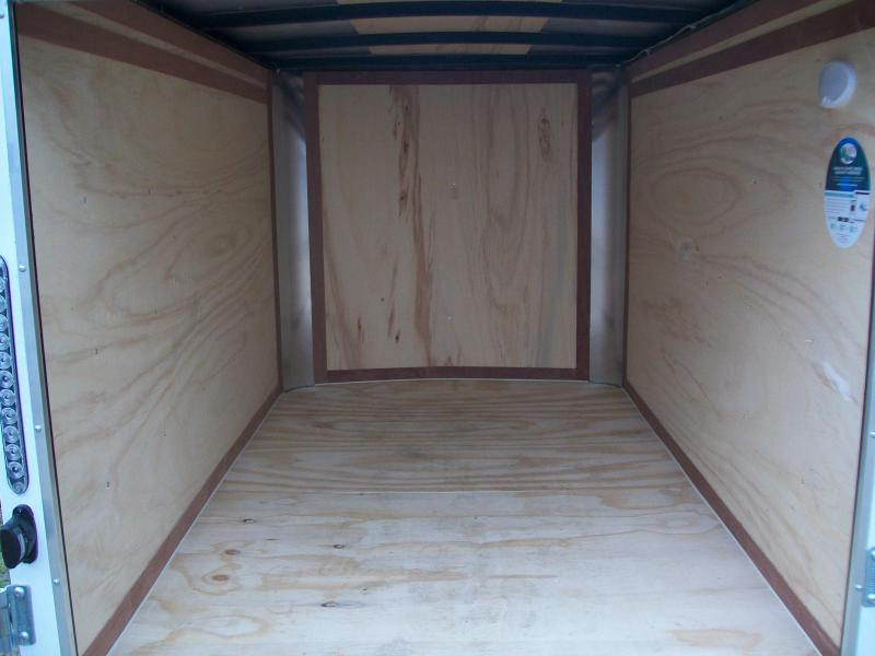 2019 Continental Cargo RS Series  5X8 Enclosed Cargo Trailer