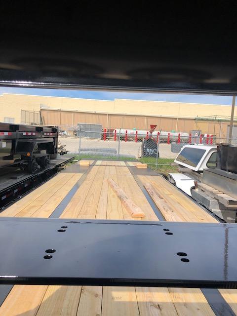 "2019 PJ LY 102""X34' 25K GVWR Flatbed Trailer $13922"