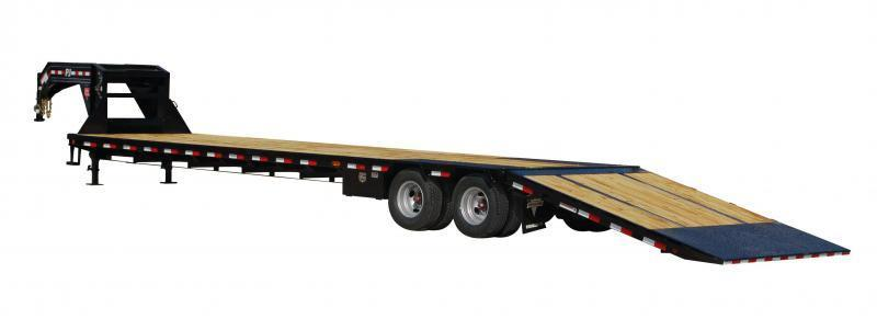 "2019 PJ LY 102""X34' 25K GVWR Flatbed Trailer"