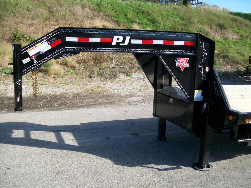 "2019 PJ FD 102""X40' 25K GVWR Flatbed Trailer"