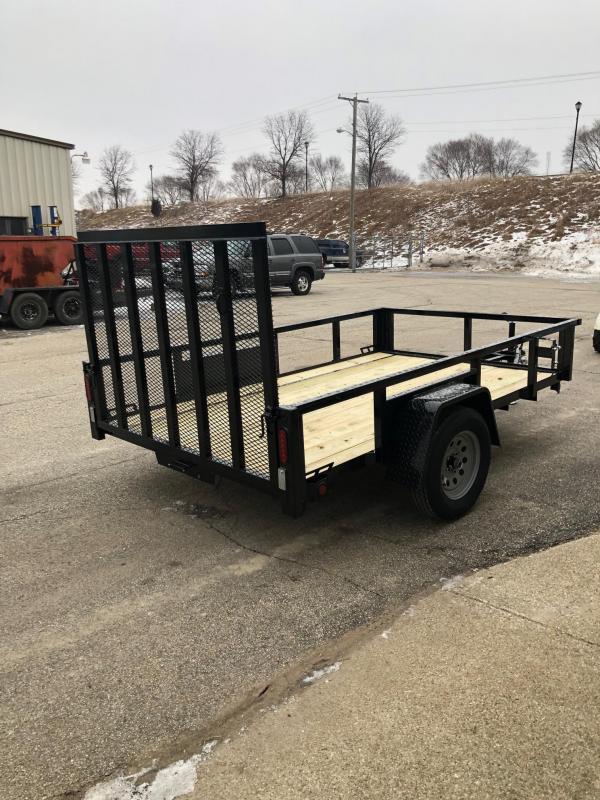 2019 Quality Steel 6X12 Utility Trailer