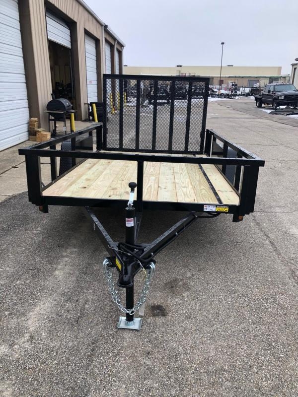 2019 Quality Steel 6X12 Utility Trailer