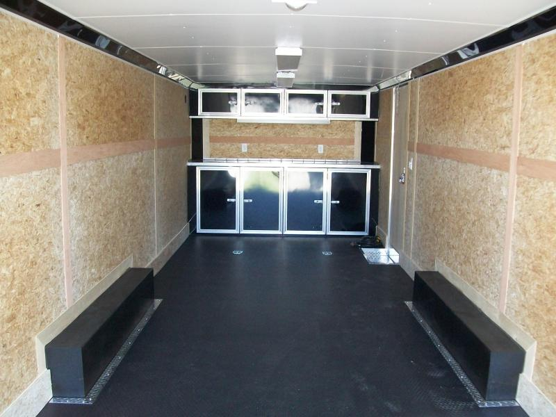 2019 Stealth Titan 8.5X24 10K GVWR Enclosed Race Trailer