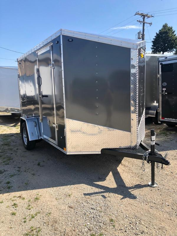 2020 Stealth Mustang 6X10 Single Axle Cargo Trailer $2800