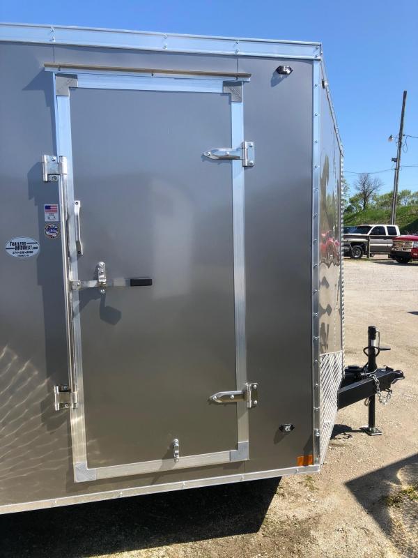 2020 Stealth Titan 7X14 7K GVWR Cargo Trailer  $4750