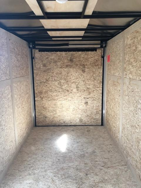2020 Stealth Mustang 6X12 Single Axle Enclosed Trailer $2850
