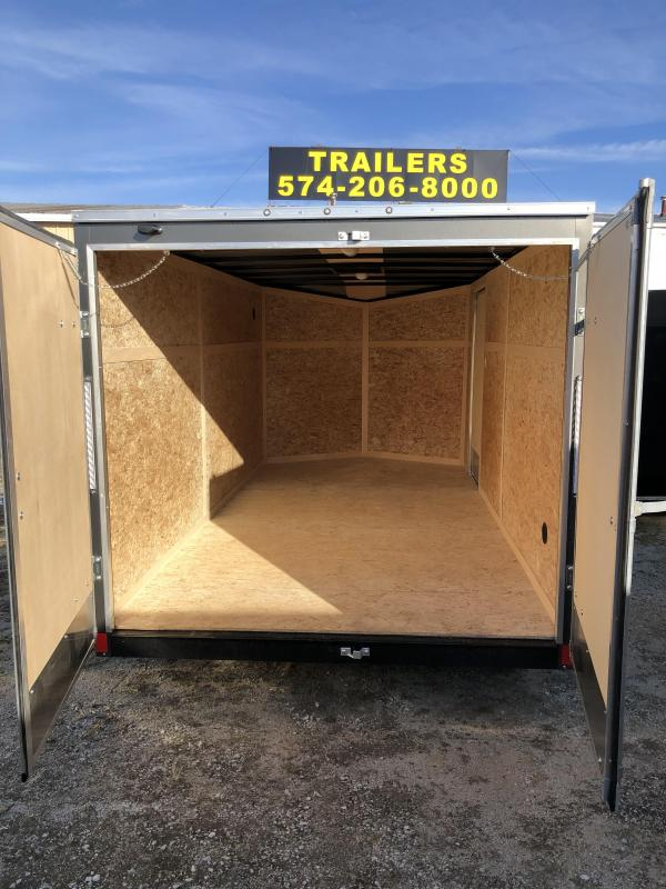 2019 Discovery Rover ET 7X14 7K GVWR Enclosed Cargo Trailer