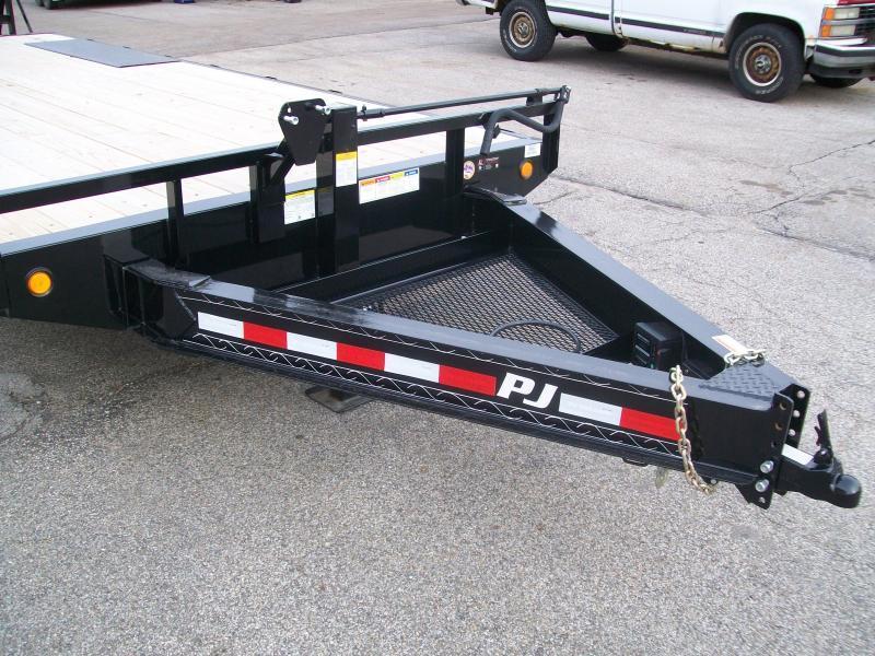 "2019 PJ F8 96""X20' 14K GVWR Deck Over Trailer $5337"