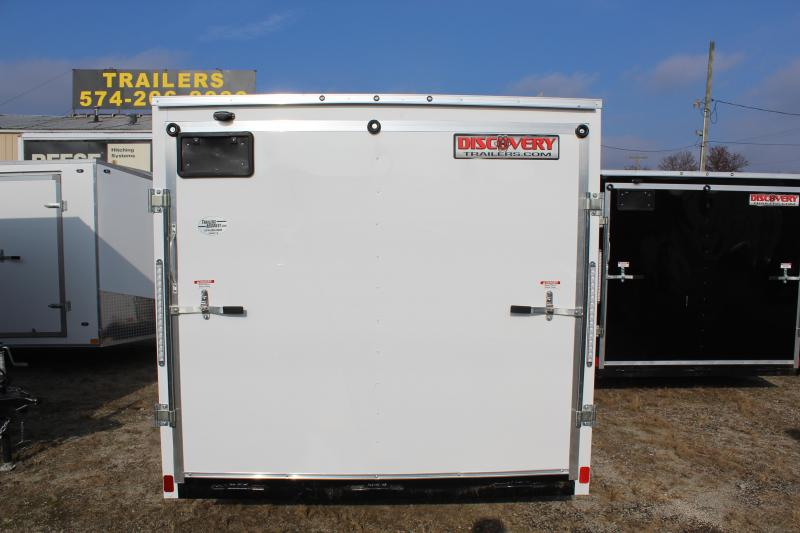 2020 Discovery Rover ET 7X14 7K GVWR Enclosed Cargo Trailer