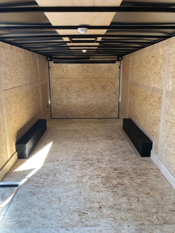2020 Stealth Titan 8.5X20 7K GVWR Enclosed Car Trailer $6000