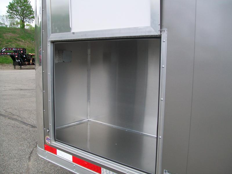 2020 Discovery Challenger SE 15600 GVWR Enclosed Car Trailer On Sale $14750