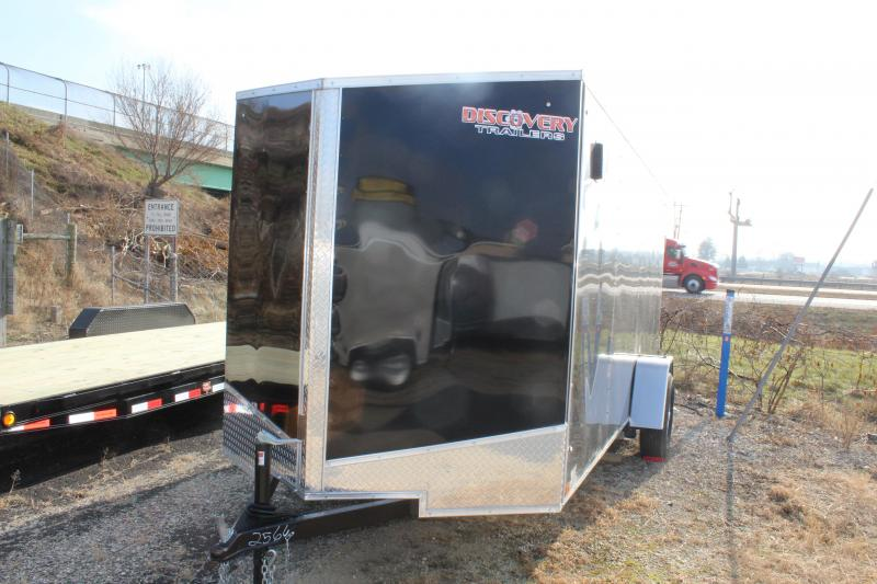 2019 Discovery Rover ET 6X12 Enclosed Cargo Trailer