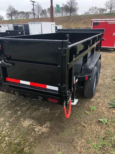 """2020 Quality Steel CJ 83""""X16' 14K GVWR Dump Trailer  $7600"""