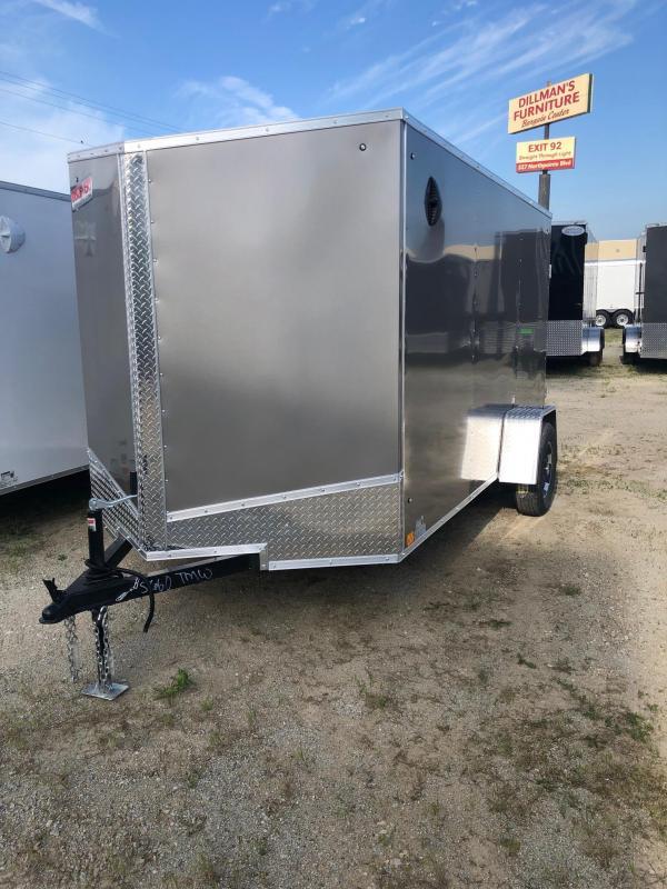 2020 Discovery Rover ET 6X12 Single Axle Cargo Trailer $2900