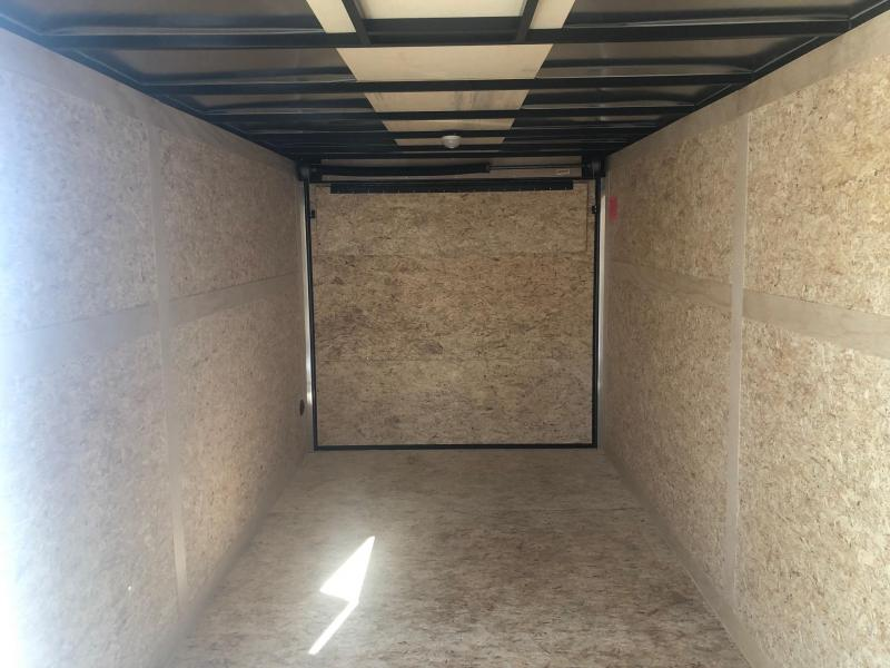 2020 Stealth Trailers Mustang 6X12 7K GVWR Cargo Trailer  $3800