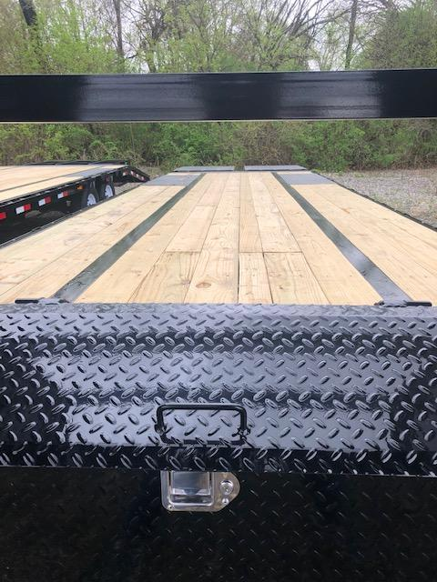 "2020 PJ FD 102"" x 30' 25K GVWR Deck Over Trailer $11490"