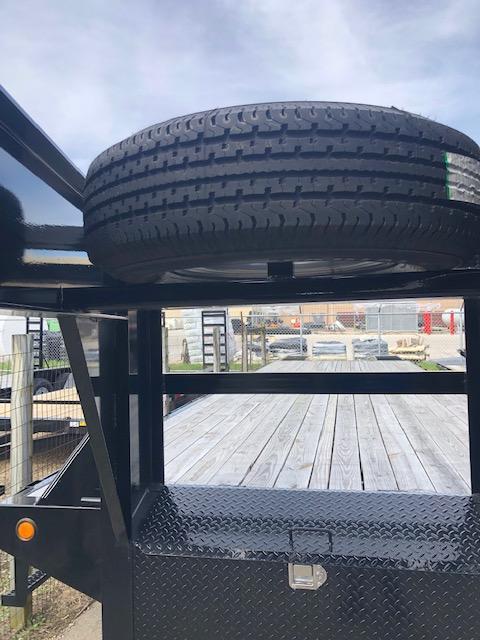 """2019 PJ FD 102""""X32' 25K GVWR Deck over Trailer $9648"""