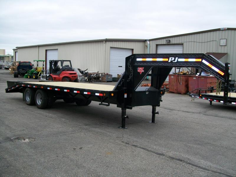 "2019 PJ FD 102""X32' 25K GVWR Deck over Trailer"