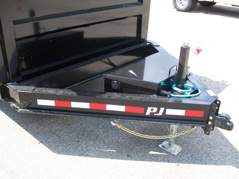 "2020 PJ DM 83"" X 14' 4' High Side 14K GVWR Dump Trailer $8465"