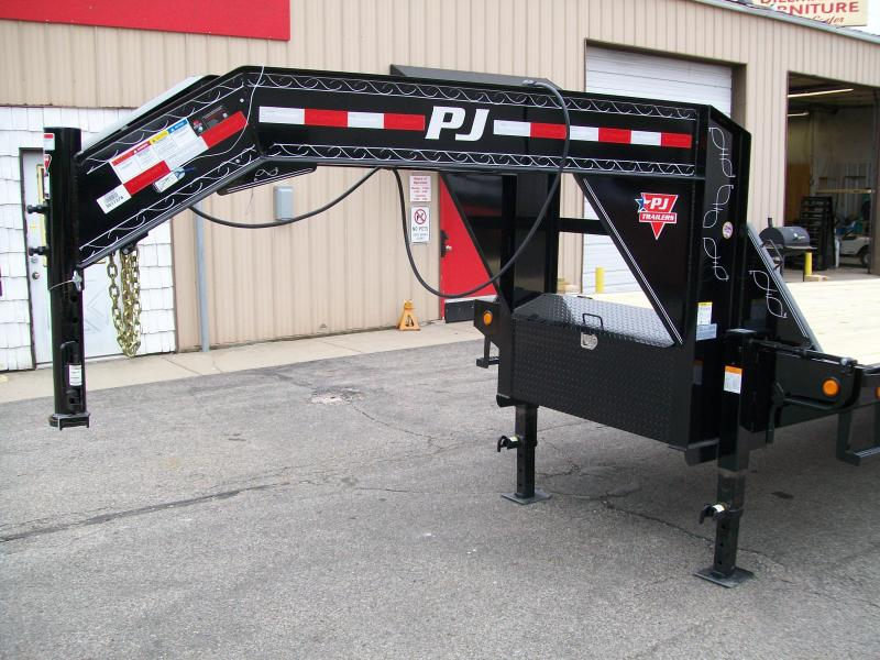 "2019 PJ FD 102""X30' 25K GVWR Flatbed Trailer"