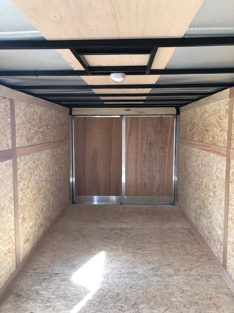2019 Stealth Mustang 7X16 7K GVWR Cargo Trailer  $4275