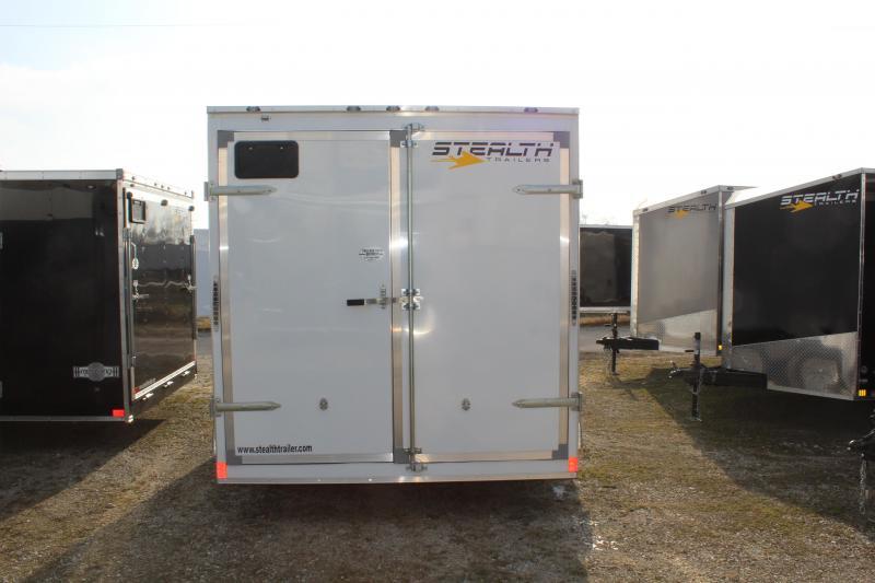 2019 Stealth Mustang 7X16 7K GVWR Cargo Trailer