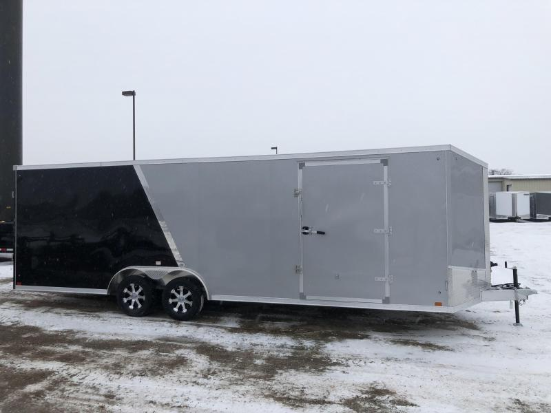 2019 Discovery Nitro Aluminum 8.5X24 7K GVWR Enclosed Car Trailer  $9000