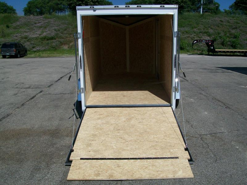 2019 Stealth Mustang 6X12 Enclosed Cargo Trailer