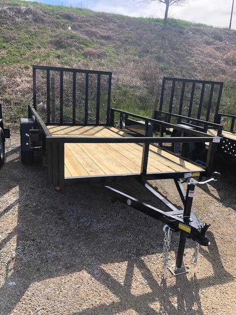 2020 Quality Steel 6X12 Utility Trailer   $1600