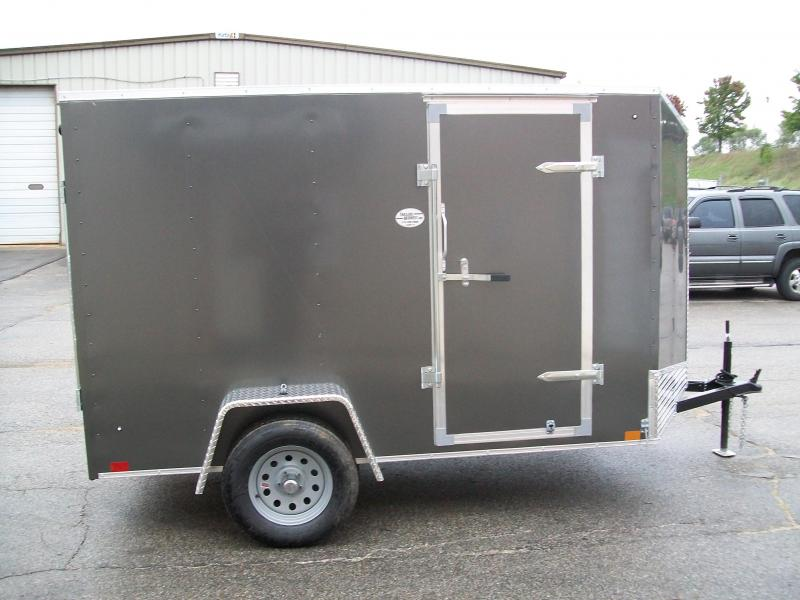 2019 Discovery Rover ET 6X12 Enclosed Cargo Trailer