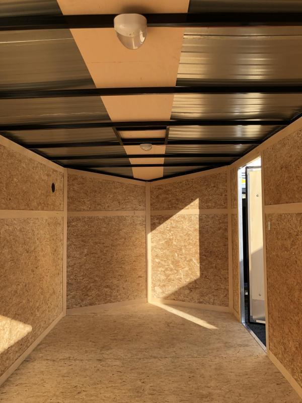 2020 Stealth Titan 7X18 7K GVWR Cargo Trailer $5375