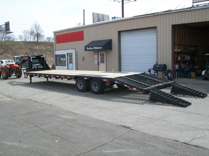 "2019 PJ FD 102""X32' 25K GVWR Deck over Trailer $12227"