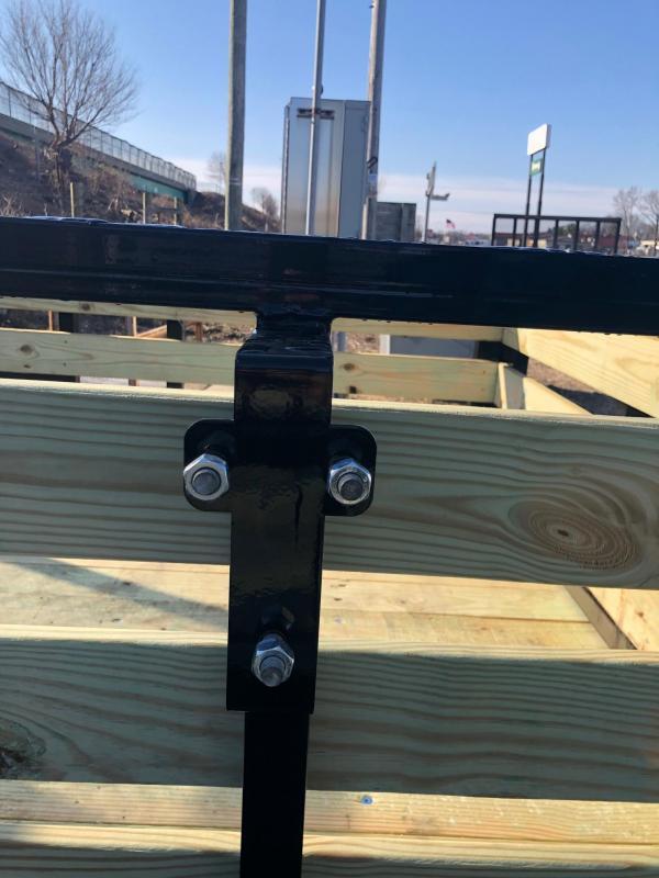 2020 Quality Steel 6X10 Utility Trailer