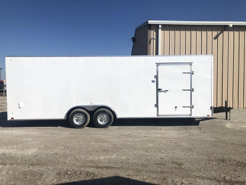 2020 Discovery Challenger ET 8.5X24 7K GVWR Car Trailer $5875