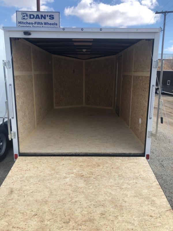 2020 Discovery Rover ET 6X12 7K GVWR Enclosed Cargo Trailer