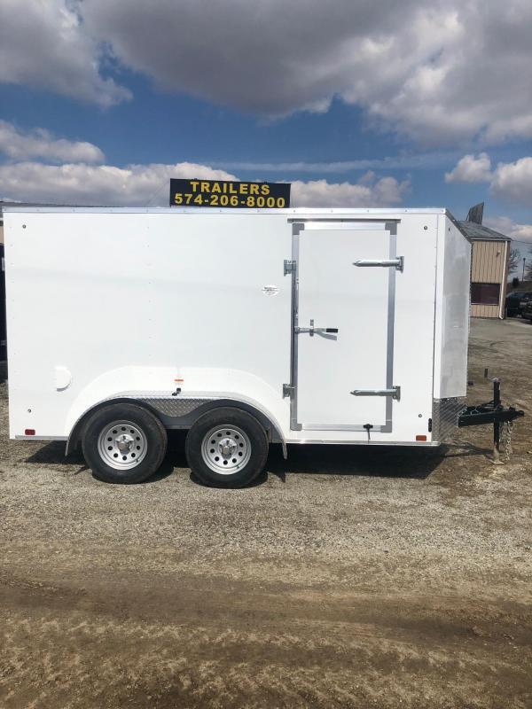 2020 Discovery Rover ET 6X12 7K GVWR Cargo Trailer $3750