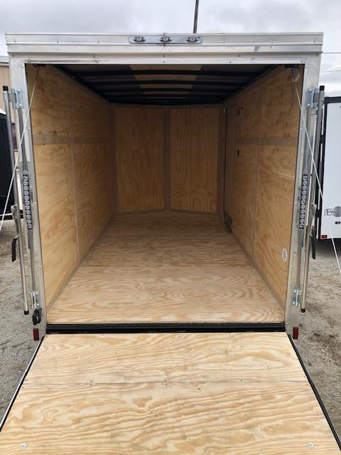 2020 Continental Cargo V-Series 6X12 Single Axle Cargo Trailer