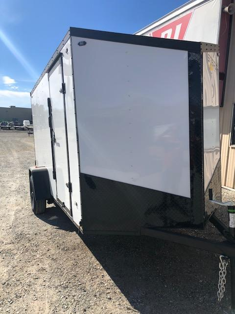2020 Stealth Mustang 6X12 Single Axle Cargo Trailer