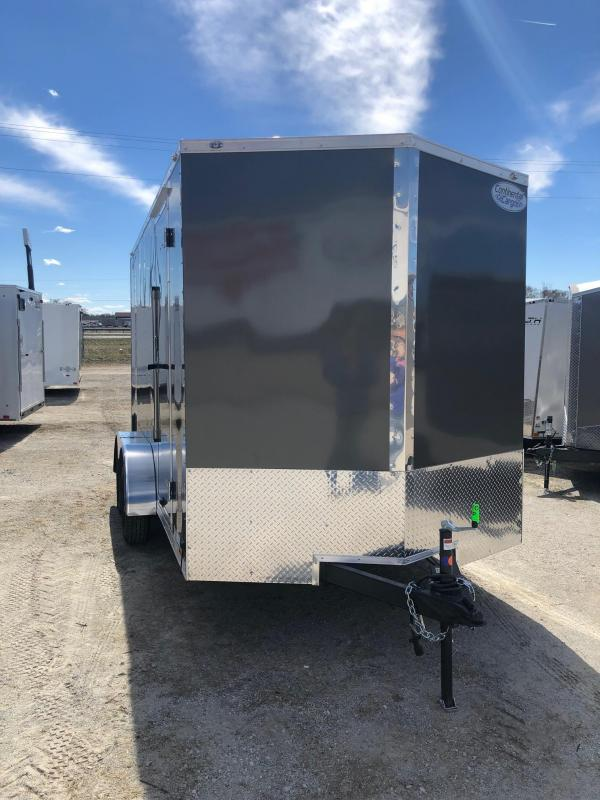 2020 Continental V-Series 7X14 7K GVWR Cargo Trailer On Sale $4602