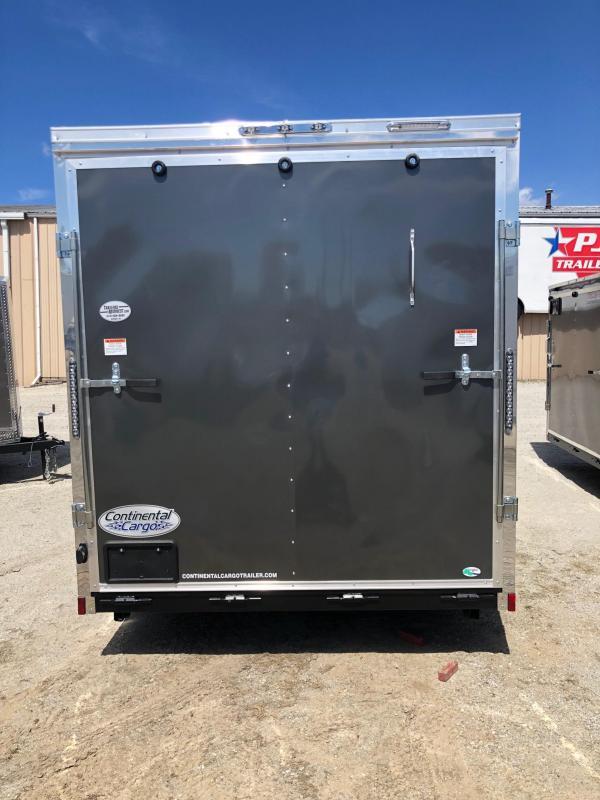 2020 Continental V-Series 7X14 7K GVWR Cargo Trailer On Sale $4602