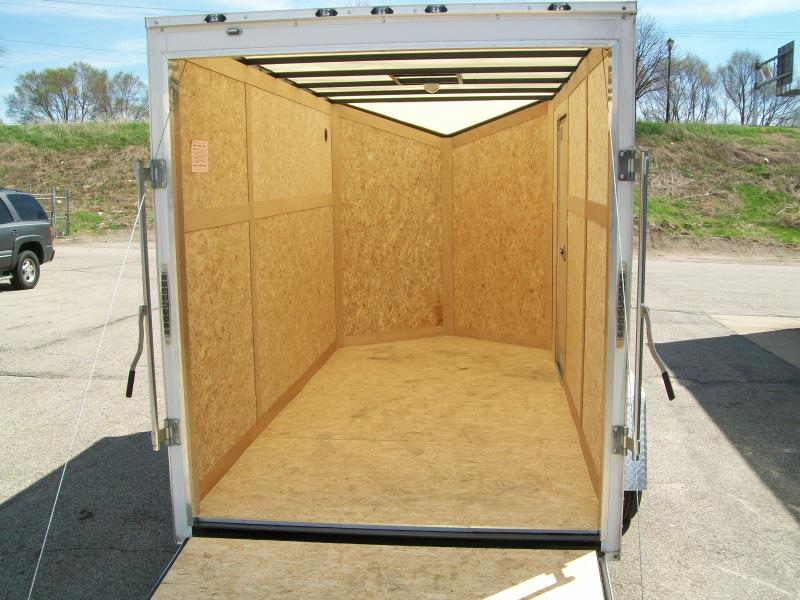 2019 Stealth Mustang 6X12 Single Axle Cargo Trailer $3187